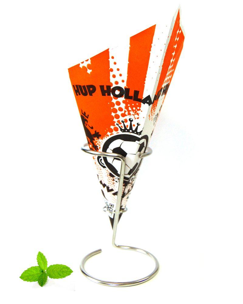 Puntzak Nederlands Elftal Oranje, Puntzak friet orange