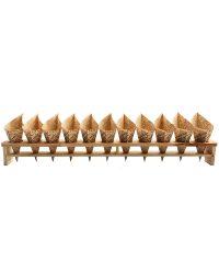 Meter friet, houder voor 11 frietzakken